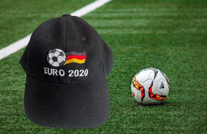 Basecap Cap zur Fußball Europameisterschaft UEFA EURO 2020