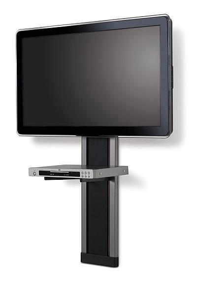 Vogels Kabelsäule 94 cm für Smart TV, LED TV, Video, CD-Player und mehr