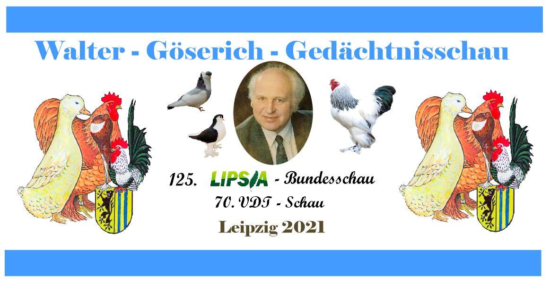 Erinnerungstasse 125. Lipsia Bundesschau 2021 (T14)